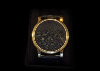 Gold Case & Charcoal - CHF 10'000