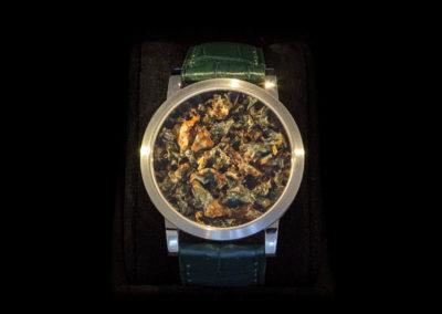Steel Case & Flowers - CHF 4'000